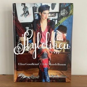 Fashion Guide: Stylelikeu Hardcover Book NEW